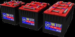 Тепловозная аккумуляторная батарея 32ТН-450-У2
